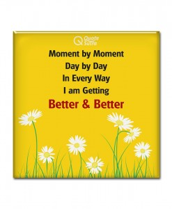Moment by Moment Magnet